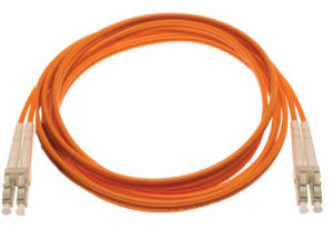OM1 LC-LC DUPLEX PATCH LEAD