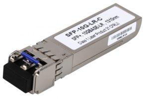 SFP+/SR MM 10Gbps 850nm SFP+ Optical Transceiver, 300m